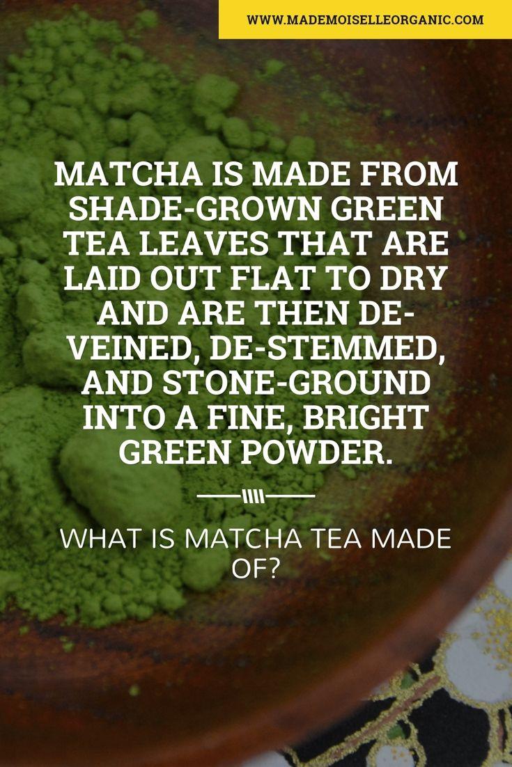 What Are The Health And Beauty Benefits Of Matcha Green Tea What Is Matcha Tea Organic Beauty Products Diy Matcha Green Tea
