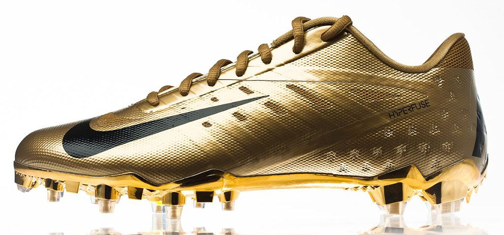 nike talon elite cleats gold | Nike Elite11 Vapor Talon Elite Cleats - Gold  (1
