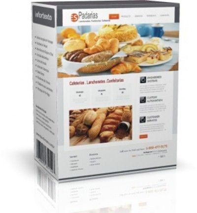 Banco de dados contendo endereços e telefones de padarias, buffets, lanchonetes, fast food, cafeterias. Mailing organizado para mala direta postal e telemarketing