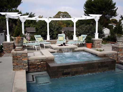 Rectangular Pool Ideas rectangular pool ideas modern rectangle pools classic rectangular pool fire pit next to hot tub Rectangular Pool Ideas Modern Rectangle Pools Classic Rectangular Pool Fire Pit Next To Hot Tub