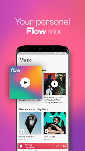 Deezer Music Player Songs, Playlists & Podcasts 6.1.24.99