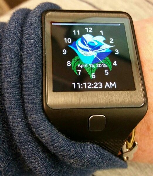 Samsung Gear 2 Neo. Free clip art for background for smart