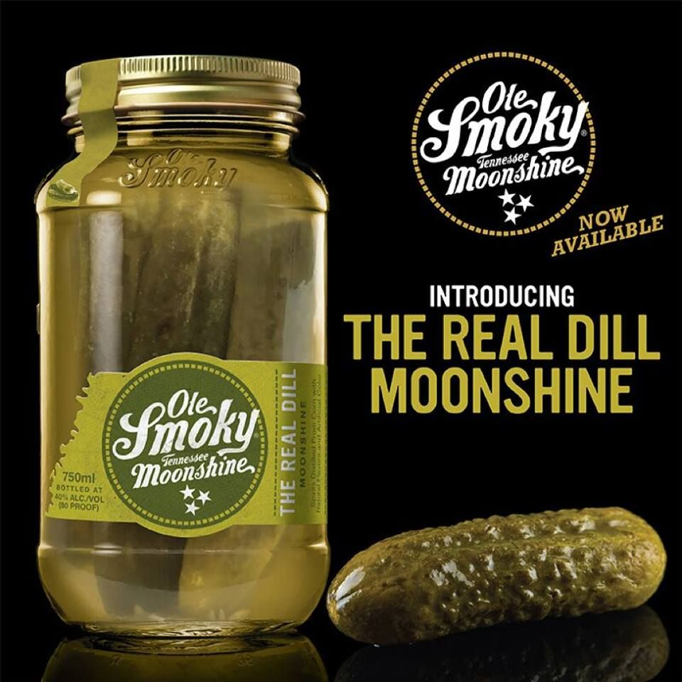 The Real Dill Moonshine! Moonshine recipes, Sweet