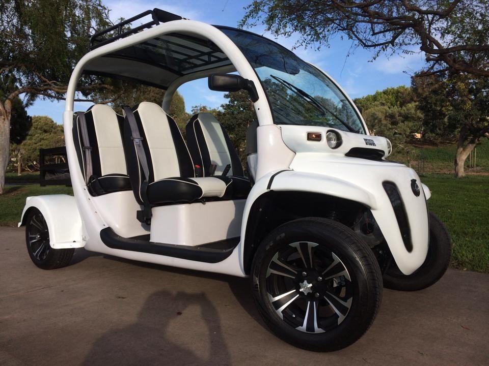 White On Black Custom Gem Car Wheels And Two Tone Seats By Innovation Motorsports Custemcar Innovationmotorsports