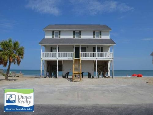 Sandsport Is A Garden City Beach Vacation Rental In The Myrtle Beach Area  Located   Ocean Front (Inlet Harbor), Managed By Dunes Realty.