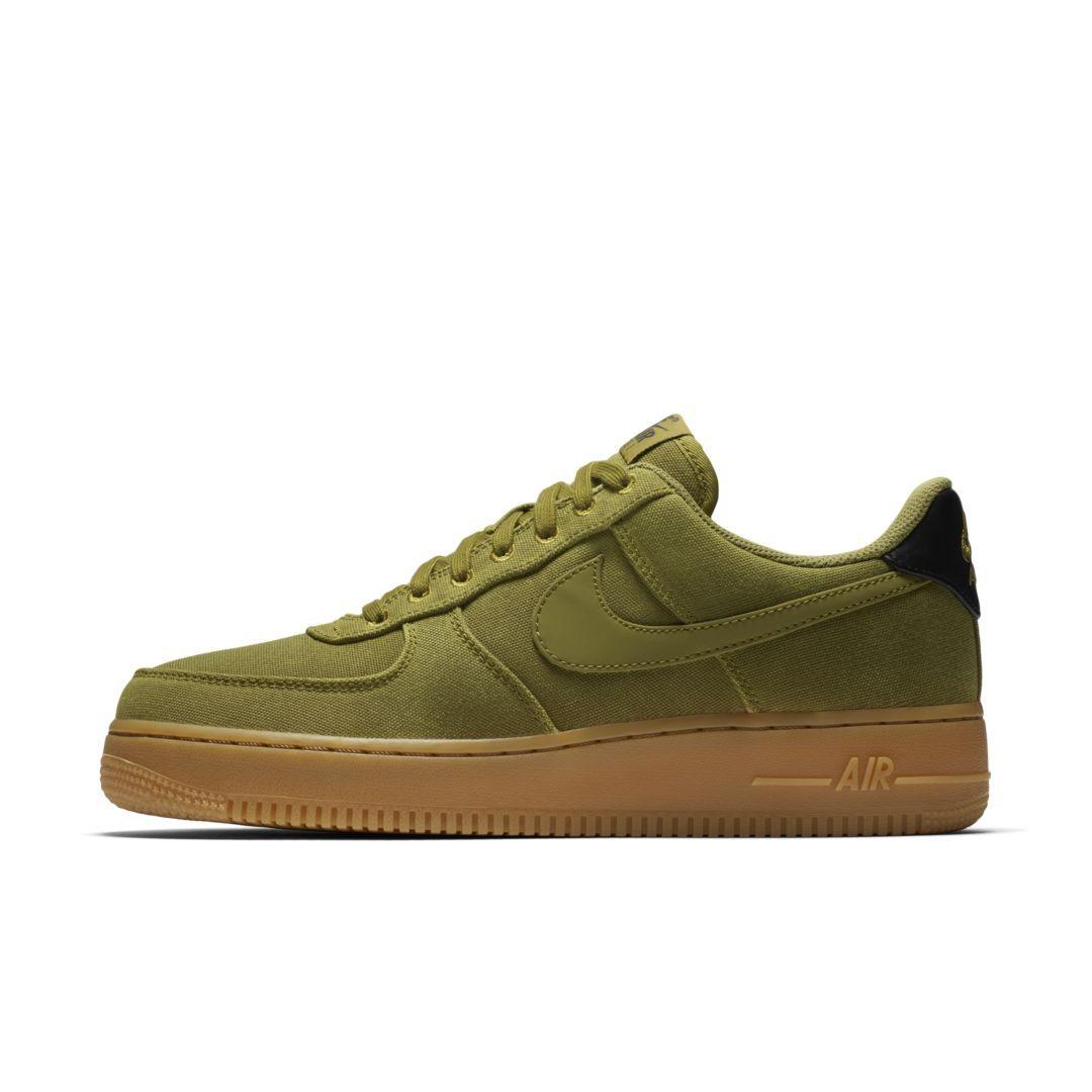 Sneaker Uomo   Air Force 1 Verde   Nike   Seprio Caravan