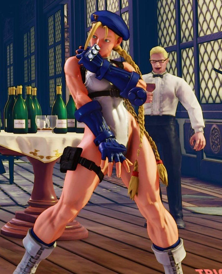 Cammy -Street Fighter 5