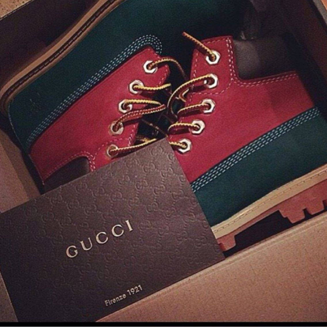 091fb27b47e Gucci Timberlands
