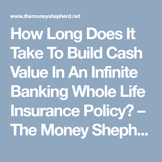 How To Build Cash Value In Life Insurance