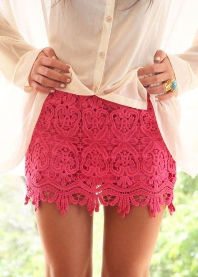 Love this skirt!!!
