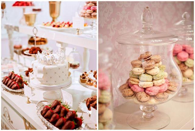 Most Beautiful Dessert Station For Your Wedding | Edilza's
