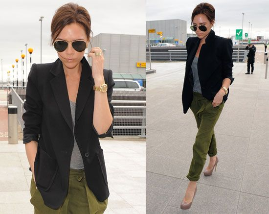 green khaki pants women - Google Search | Outfits to copy ...