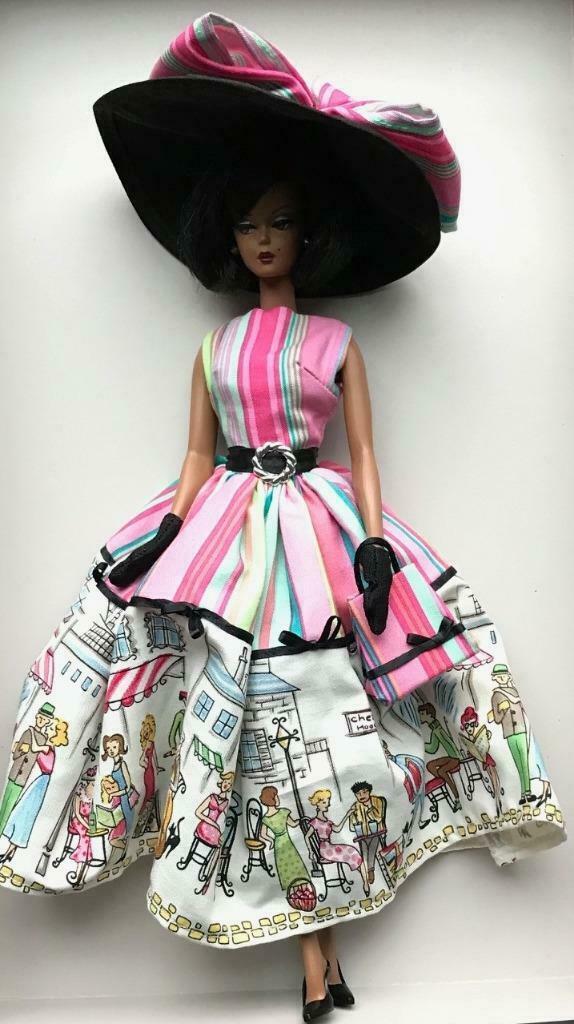"Silkstone. Handmade~Doll tops for 12/"" Doll~ Barbie,Fashion royalty"