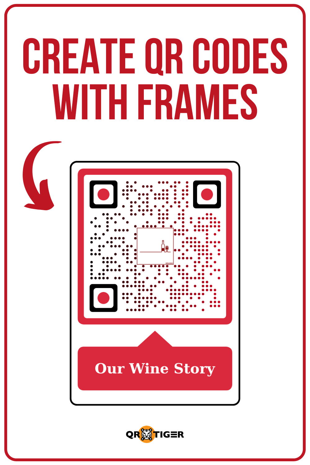 For Frames Eyes Here! FRAMES is now added to QRTiger! You