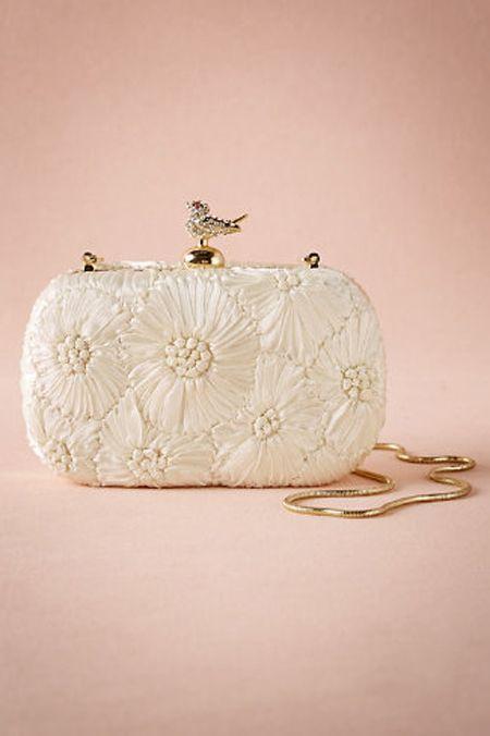 10 Gorgeous Wedding Clutches Clutch Bag Wedding Clutch Bridal Bag