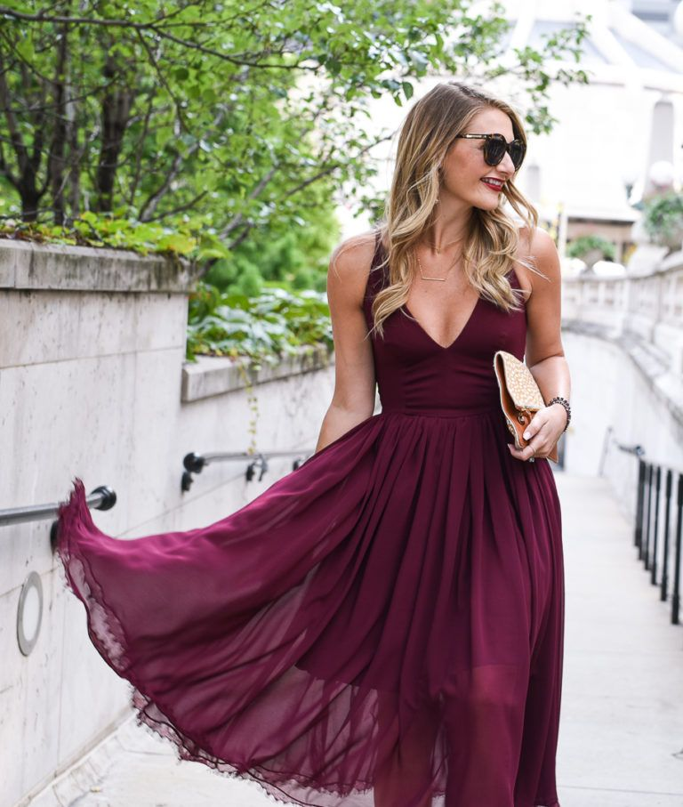 18e6c3f7cb3 best dress for wedding season - Fall Wedding Guest Dress Guide by Chicago  style blogger Visions of Vogue