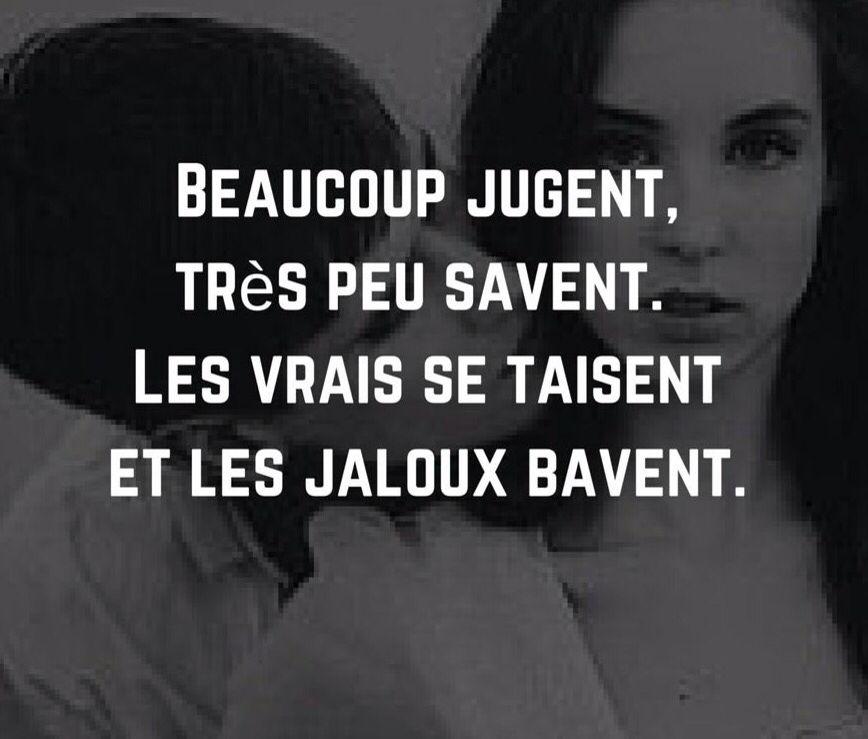 épinglé Par Sandy Rival Duzer Sur Citations Les Jaloux
