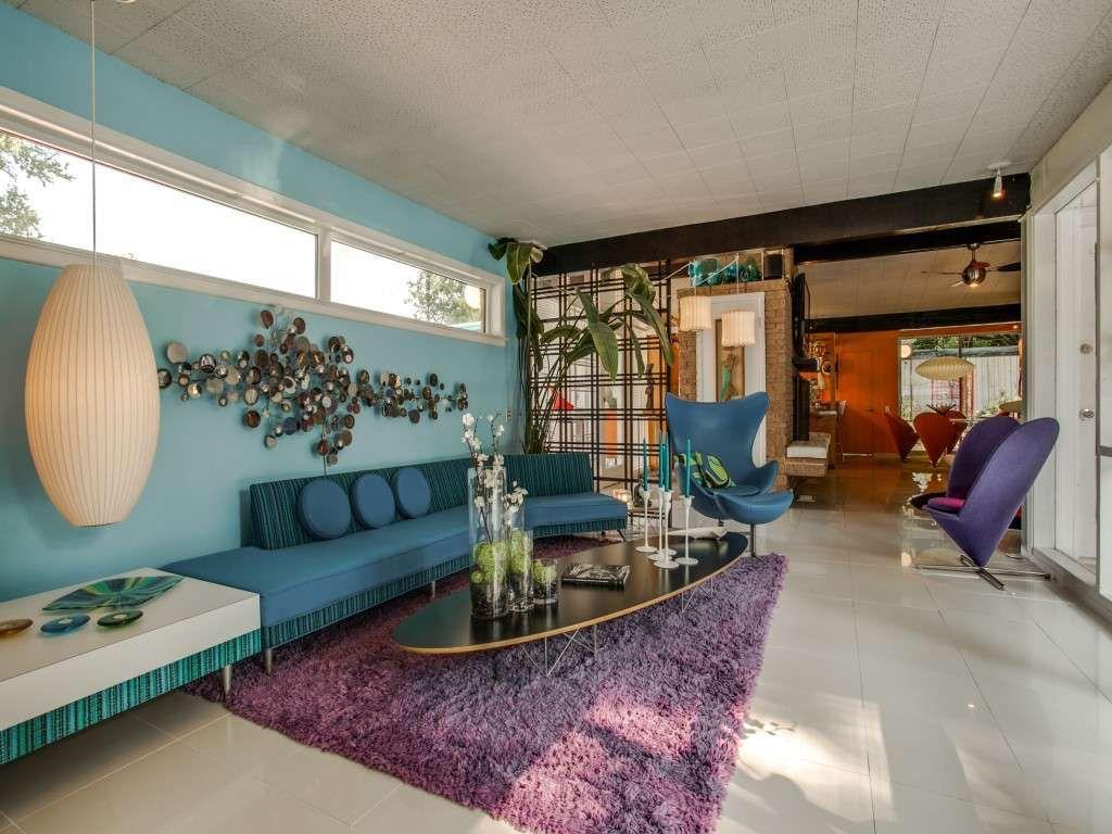 Texas' midcenturymodern houses showcase bold design