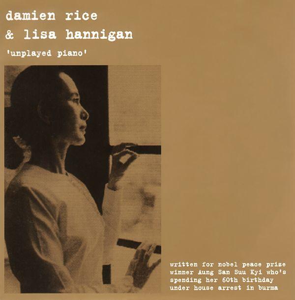2005 Damien Rice Lisa Hannigan Unplayed Piano 14th Floor