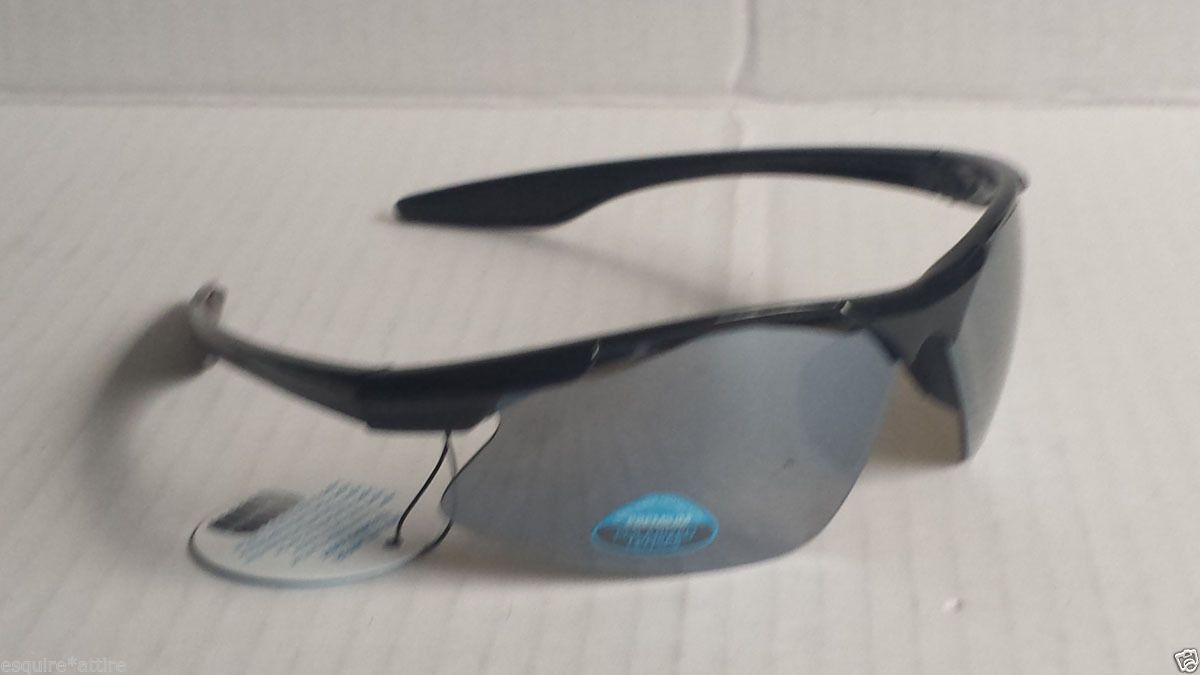 3b2777c1e20  Columbia black sport polarized sunglasses NWT with black pouch NEW wrap  design visit our ebay