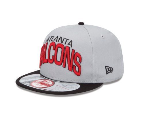 Mens Atlanta Falcons New Era Red Big Boi Inspired 9FIFTY Adjustable Snapback Hat