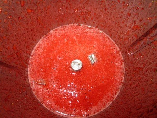 Zutaten: 200 g Zucker 10 g Vanillzucker ………………………………………. 30 Sek. / St. 10 pulverisieren …