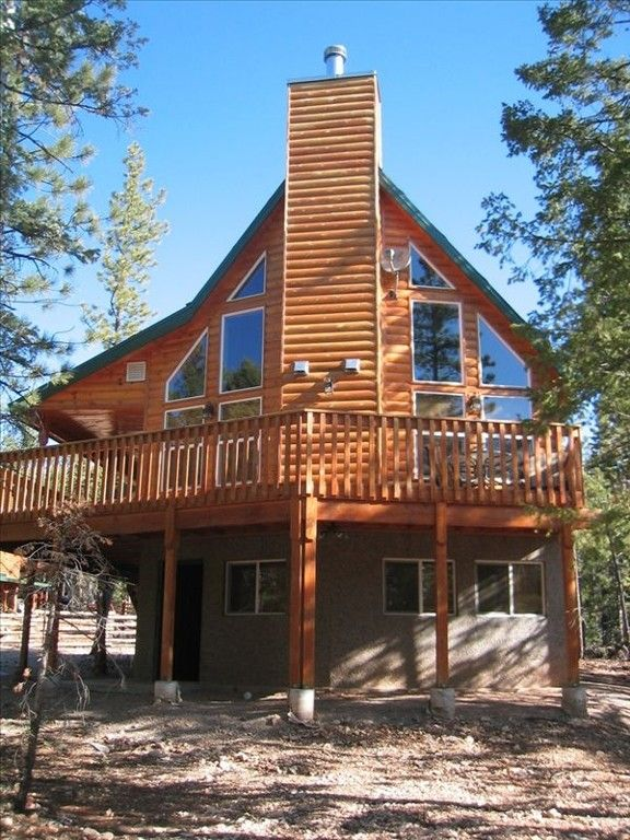 Vrbo Com 91774 Beautiful New Cabin Located Between Zion Bryce Nat L Park Utah Vacation Cabin Vacation Zion National Park Utah