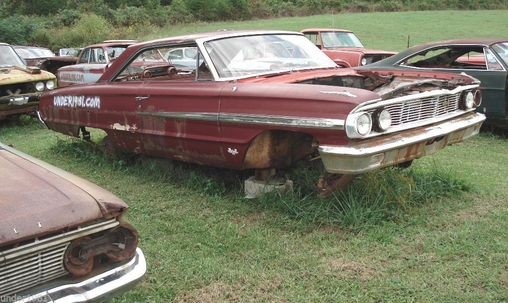 1964 Ford Galaxie 500 Pair Of Front Armrest Project Parts 390 V 8 64 Arm Rest Ford Galaxie Ford Galaxie 500 Galaxie
