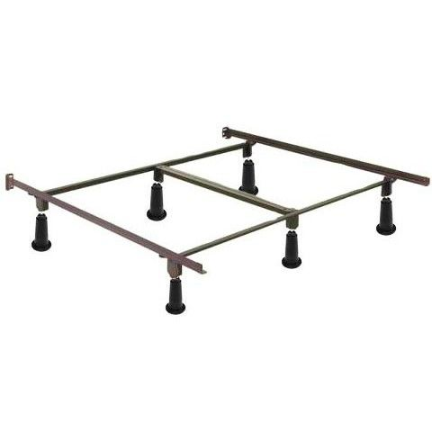 looking for the perfect high rise metal bed frame with headboard brackets cal king please click and view this most popular high rise metal bed frame with