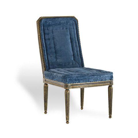 Eighteenth Century Dining Side Chair Dining Chairs RLH