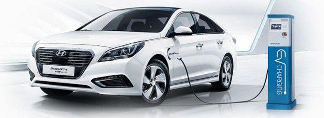 250 Mile Hyundai Electric Car In Development Electric Vehicles