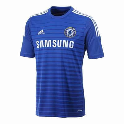 adidas Chelsea 2014 2015 Home Jersey  dbbf21a88