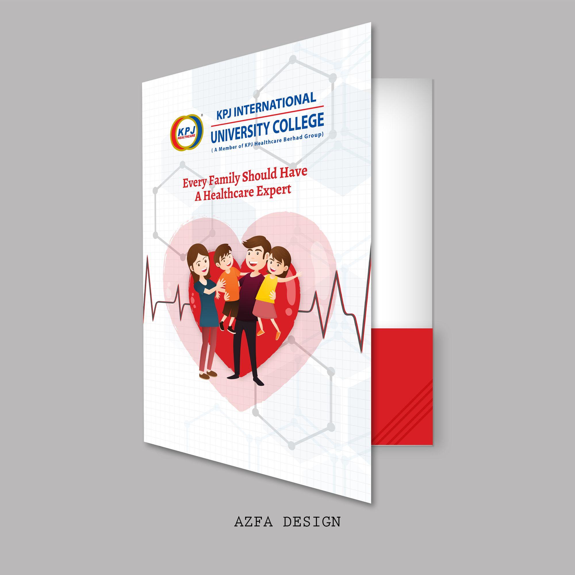 Azfadesign Filekorporat Design Corporate File Kami Boleh Designkan File Korporat Yang Colleges And Universities Book Cover Supportive