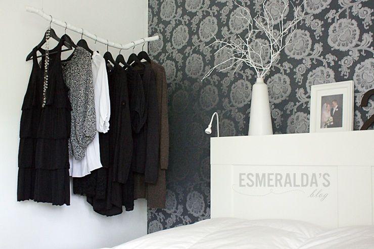 ;) Esmeralda´s blog / vaatetanko kattoon