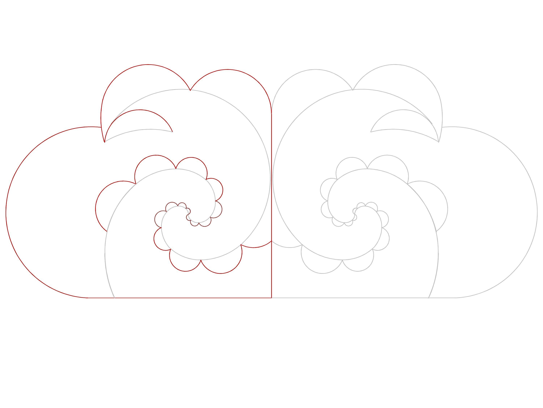 Heart pattern part one