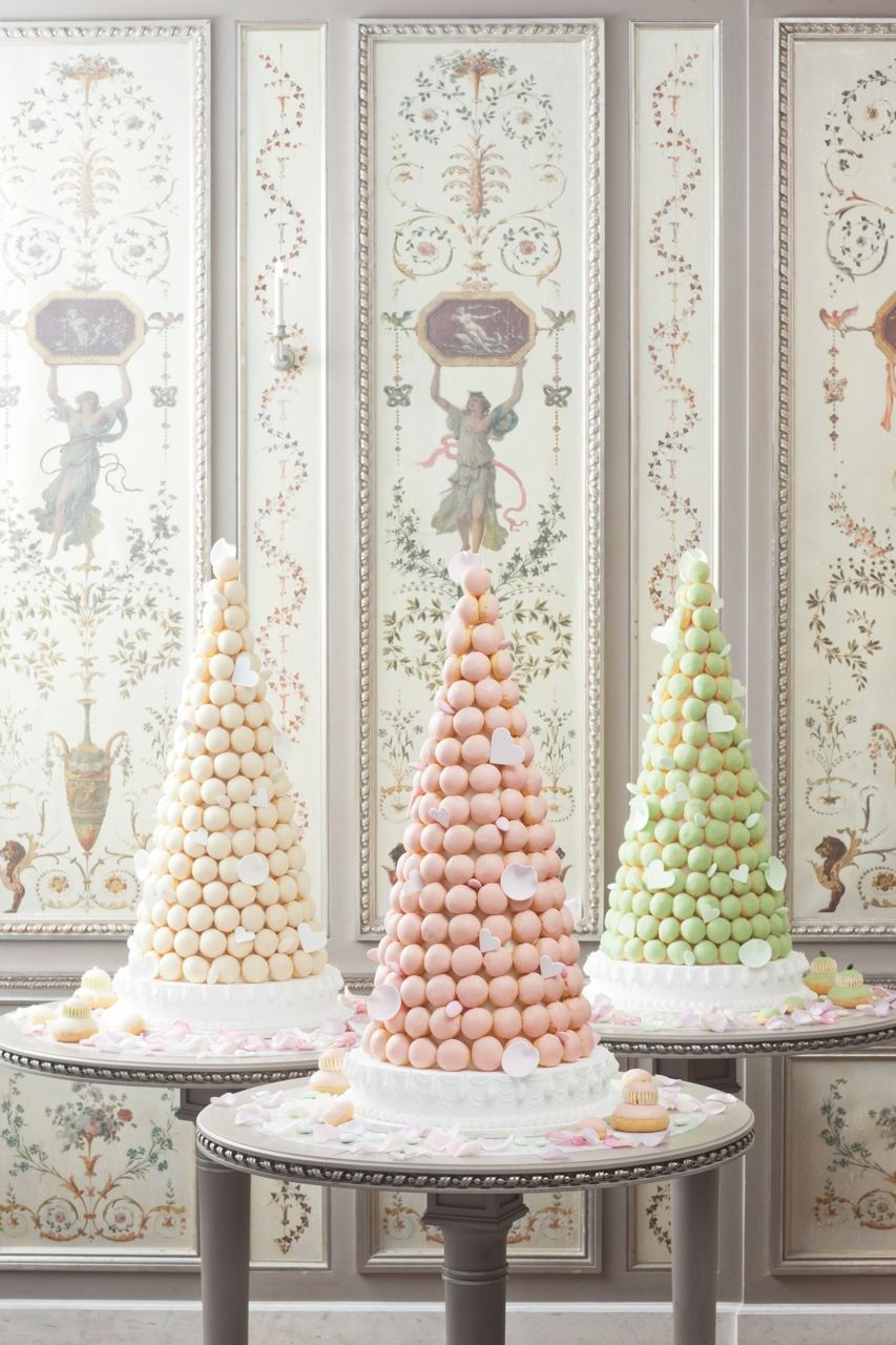 5 fantastic ideas for a French themed wedding - The cake | CHWV ...