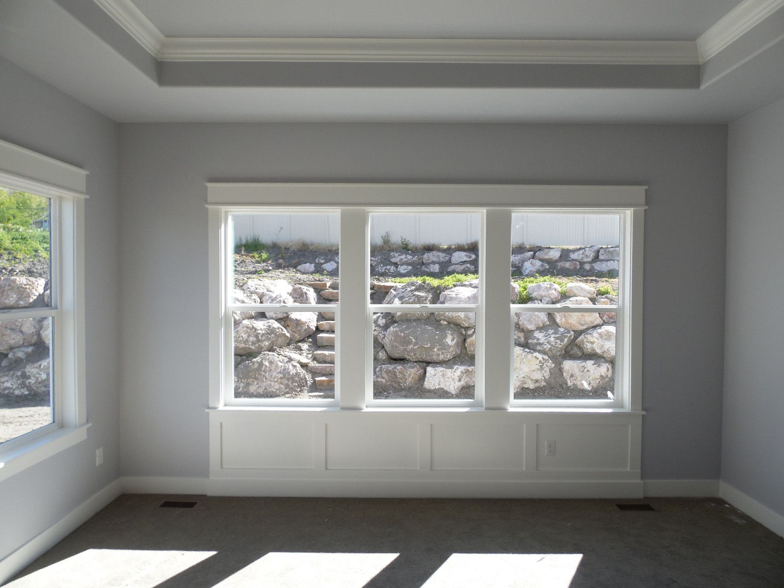 Bar outside kitchen window  windows in master bedroom in bravo home design by symphony homes