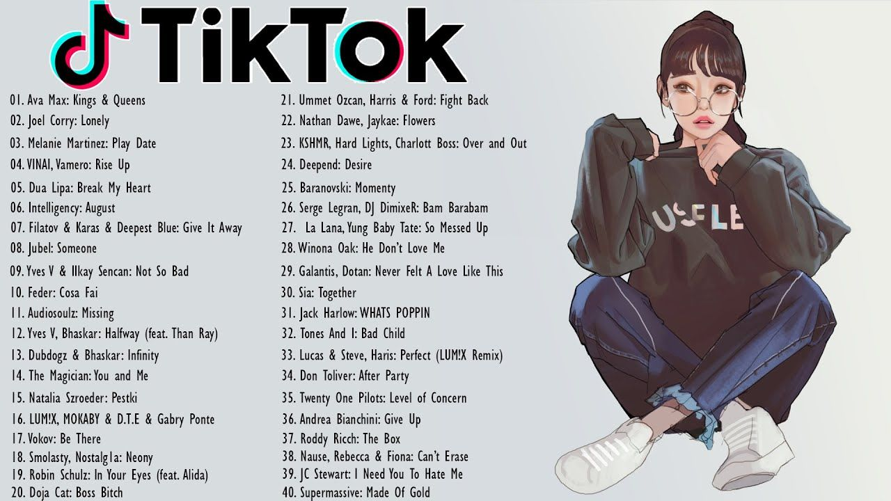 Tik Tok Songs 2020 Tiktok Playlist Tiktok Hits 2020 Vol10 In 2021 Song Playlist Songs Playlist