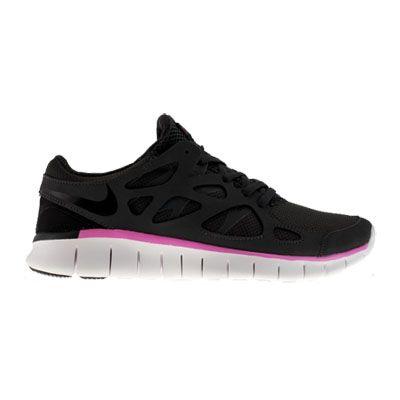 Nike Womens Free Run 2 EXT Anthracite Black