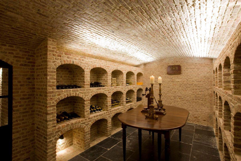 construction de villas vlassak verhulst | cave | pinterest | cave à