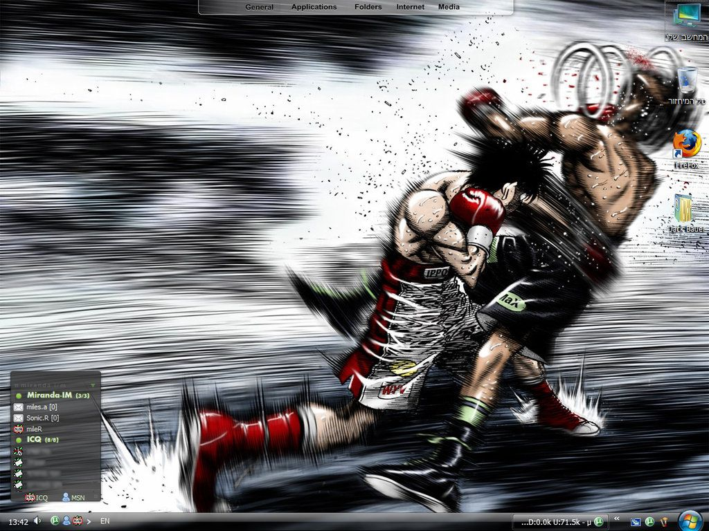 Hajime no Ippo by SamuraimileR