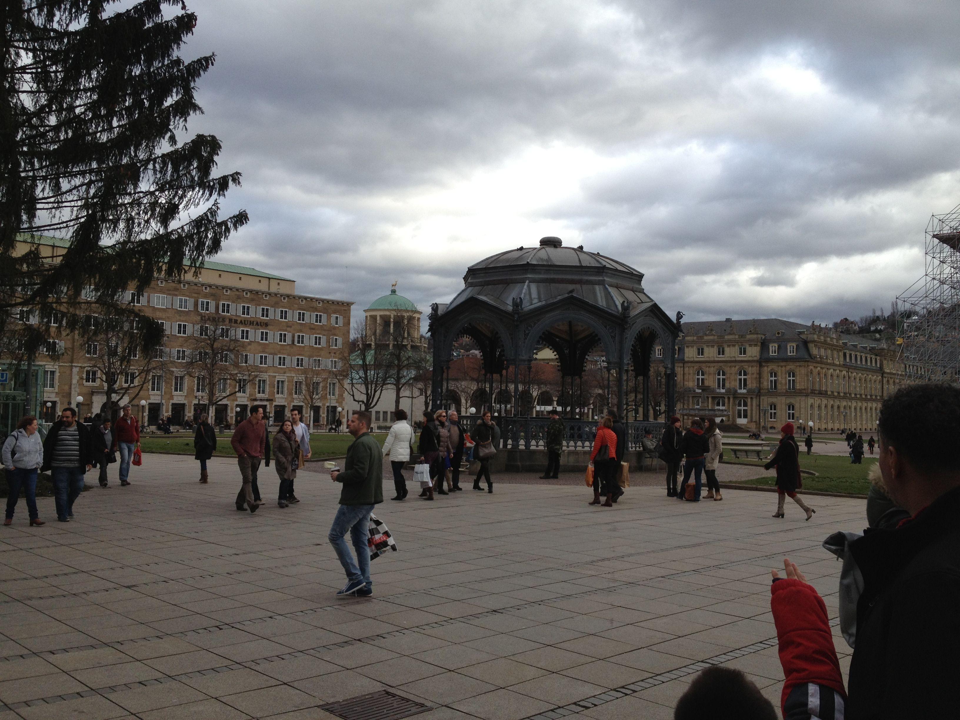KingS Palace Stuttgart