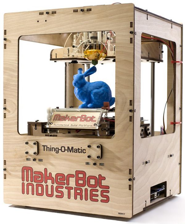 #MakerBot Industries Thing-O-Matic #3dprinter