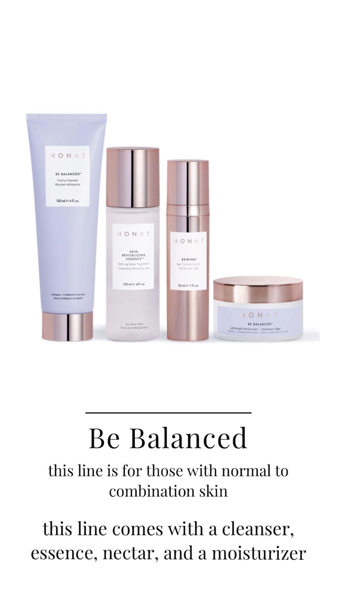 Be Balanced Monat Ig Myksmonat In 2020 Acne Scar Removal Monat Oily Skin Care