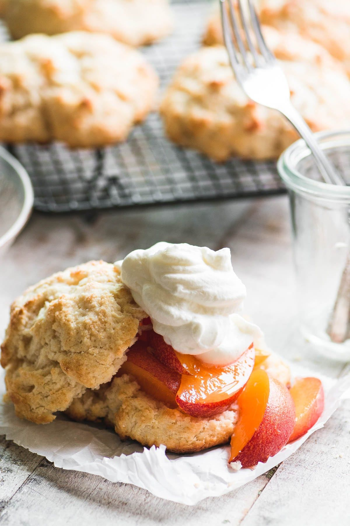 Communication on this topic: Peach Shortcakes with Ginger Cream, peach-shortcakes-with-ginger-cream/