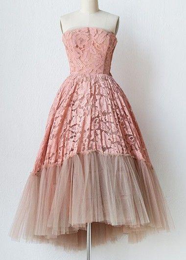 hot vintage prom dresses