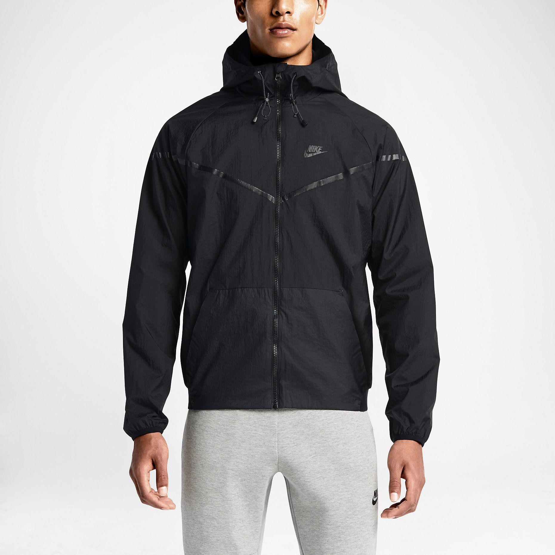 Nike Tech Aeroshield Windrunner – Veste pour Homme. Nike Store FR