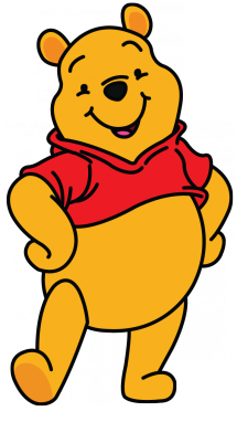 How To Draw Winnie The Pooh Cartoons For Kids Easy Step By Step