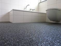 Bad Bodenbelag steinteppich verlegen steinteppich im wohnbereich i steinteppich