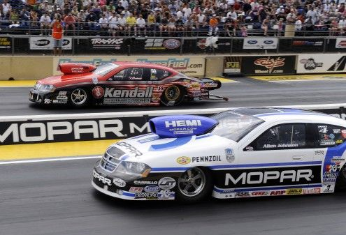 NHRA Pro Stock | Lakewood's V Gaines wins NHRA pro stock at Maple Grove after four ...